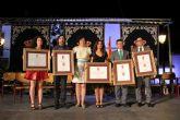 El Ayuntamiento de Puerto Lumbreras otorgó distinciones y reconocimientos a personas e instituciones coincidiendo con el Día de la Independencia
