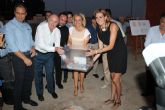 La Consejera Martínez-Cachá y la Alcaldesa de Archena colocan la primera piedra de la futura Casa Museo de la Hermandad de Nuestro Padre Jesús