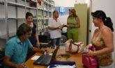 El Banco de Libros invierte 12 mil euros en nuevos ejemplares