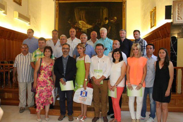 Una delegación de Rumanía visita Caravaca para conocer proyectos de desarrollo rural financiados con el programa Leader - 1, Foto 1