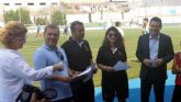 La Fundación Real Madrid desarrolla su Campus Experience en Alcantarilla