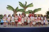 Ana Artero Romera fue coronada Reina Infantil 2015 de Puerto Lumbreras