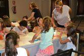 Los niños pinatarenses aprenden jugando con el Programa de Ocio Cultural