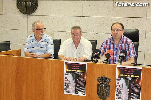 La Asociación El Cañico organiza la ruta nocturna Velada entre Sombras, Foto 3