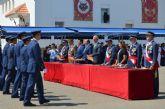 La Academia General del Aire celebró su entrega de reales despachos a los nuevos oficiales del Ejército del Aire en un acto presidido por los Reyes