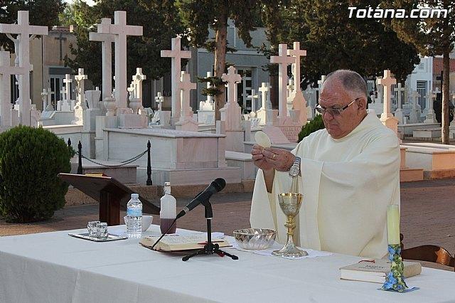 """La tradicional Misa en honor a la Patrona del Cementerio Municipal """"Nuestra Señora del Carmen"""" tendrá lugar mañana jueves 16 de julio, Foto 2"""