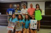 El equipo infantil femenino del Club Belich irá al Campeonato   nacional de Voley Playa tras ganar el título regional