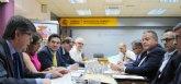 Bernabé aplaude el compromiso del Gobierno de España con la regeneración de la Bahía de Portmán
