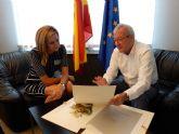 La Alcaldesa de Archena presenta en Bruselas en la sede del Parlamento Europeo el proyecto estratégico ´Archena Smart´