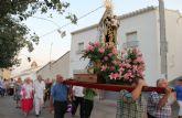 El Barrio de Los Limoneros de Puerto Lumbreras y la pedanía de Góñar celebraron sus fiestas en honor a la Virgen del Carmen 2015