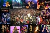 El concierto de La Orquesta 'La Mundial Show' vuelve a convertirse en el espectáculo musical más importante de las fiestas patronales de Santiago