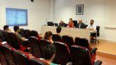 San Javier acoge un curso de Unimar sobre sobre 'Rescate en playas e identificación de peligros'