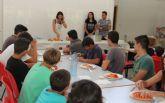 La Asociación de Familiares de Niños con Cáncer de la Región AFACMUR celebró su campamento de verano anual en Puerto Lumbreras