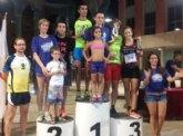 231 atletas participaron en la Carrera Popular 'Fiestas de Santiago de Totana'