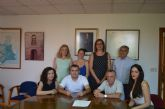 El Ayuntamiento de Alguazas firma un convenio de Teleasistencia Domiciliaria con Cruz Roja