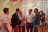 El edil de Deportes, Carlos Albaladejo destacó el valor deportivo, turístico y solidario del Cross Cabo de Palos