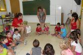 325 menores se benefician del Servicio Concilia Educa Verano 2015 del Ayuntamiento de Molina de Segura