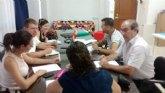 El Grupo Popular realizó una reunión de trabajo para preparar las Comisiones Informativas del Pleno de Julio