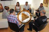 Se reúne la Comisión de Seguimiento de la Jefatura Provincial de Tráfico y el Ayuntamiento