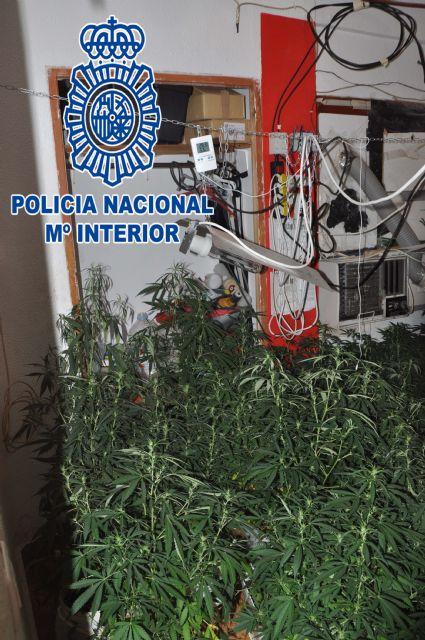 La Policía Nacional detiene a dos personas por tráfico de drogas y defraudación de fluido eléctrico - 2, Foto 2