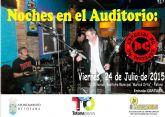 El programa 'Noches en el Auditorio' incluye tres conciertos en el parque municipal 'Marcos Ortiz' desde hoy y hasta este sábado