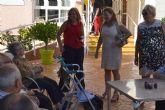 La residencia Mensajeros de la Paz de San Pedro del Pinatar celebra el Día de los abuelos