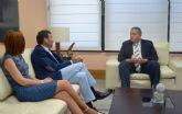 El alcalde apuesta por la llegada del AVE a Cartagena