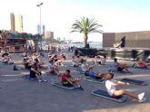 El Fitness Playa gratuito vuelve a arrasar un verano más