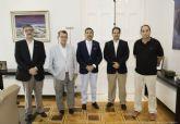 El nuevo equipo de gobierno toma contacto con el sindicato CSIF