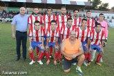 El partido entre el Olímpico de Totana y el UCAM Murcia se disputará mañana, a las 20:00 horas