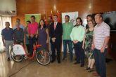 Murcia acogerá en octubre la reunión de la asamblea general de la Red de Ciudades por la Bicicleta