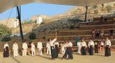El Castillo de Nogalte, enclave del Arte Marcial Aikido con cerca de una treintena de participantes franceses