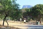 El PSOE pide la rehabilitación de un tramo de carretera del Parque Regional de Sierra Espuña