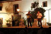 Puerto Lumbreras Celebra su IV Encuentro de trovos que se convierte ya en una tradición veraniega enmarcada dentro de Nogalte Cultural