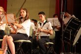 Las bandas de música Juvenil y Titular de la Agrupación Musical de Totana protagonizan la velada musical 'Antología de la Zarzuela'