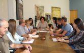 La Alcaldesa bajará el Impuesto sobre Bienes Inmuebles (IBI) un 25% en Puerto Lumbreras para el próximo ejercicio 2016