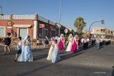 Una solemne procesión culminó las Fiestas Patronales de Santa Ana