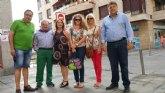 La Asociación de Comerciantes de Totana visita Santurce para estrechar lazos de cooperación