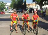 Dos nuevos podiums para el CC Santa Eulalia el pasado fin de semana en Socovos