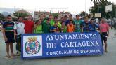El Sporting Caracoles se hace con el Campeonato de fútbol sala de Islas Menores