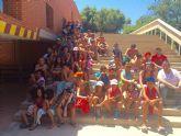 50 niños y niñas participan en el Campamento de Verano 2015 de la Concejalía de Juventud de Molina de Segura