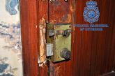 Detenidas cuatro personas por robos en interior de domicilios