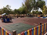 Cartagena ya cuenta con su primer parque adaptado de juegos infantiles