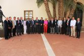 El secretario de Estado de Medio Ambiente ha asistido hoy en Murcia a la reuni�n de la Mesa del Agua para analizar el problema de la sequ�a