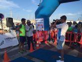 Nour-Eddine Bouaichat y Mercedes Merino triunfan en Cabo de Palos