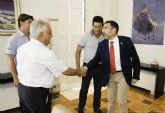 Ayuntamiento y Comunidad de Regantes revisarán el convenio de mantenimiento de los caminos del municipio