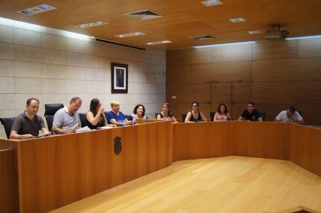 La Junta de Pedáneos se reúne por vez primera en esta legislatura