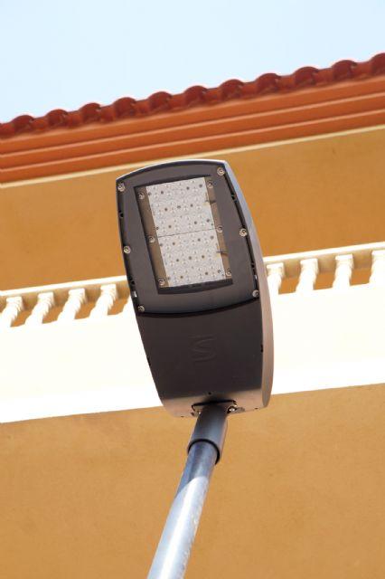 Tecnología LED en Ceutí para 82 luminarias gracias a una subvención del programa LEADER - 2, Foto 2