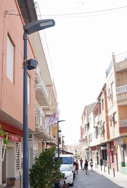 Tecnología LED en Ceutí para 82 luminarias gracias a una subvención del programa LEADER - 3, Foto 3