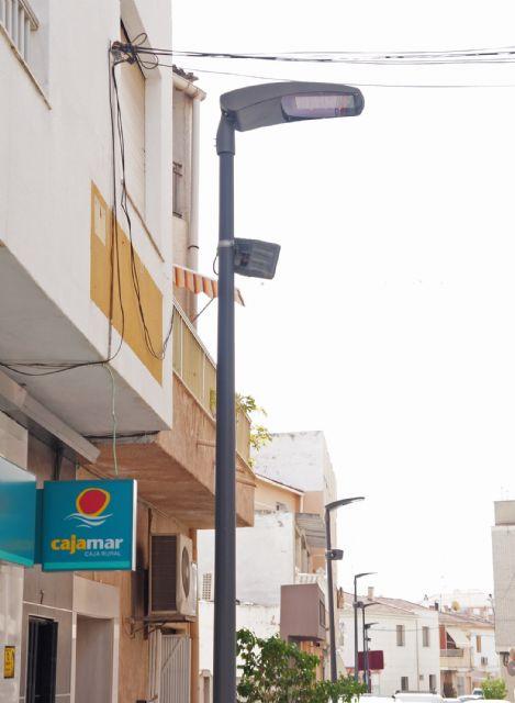 Tecnología LED en Ceutí para 82 luminarias gracias a una subvención del programa LEADER - 4, Foto 4